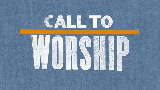 Worship Is Calling