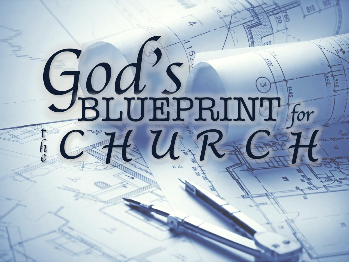 God's Love Goes Out – Church Blueprint