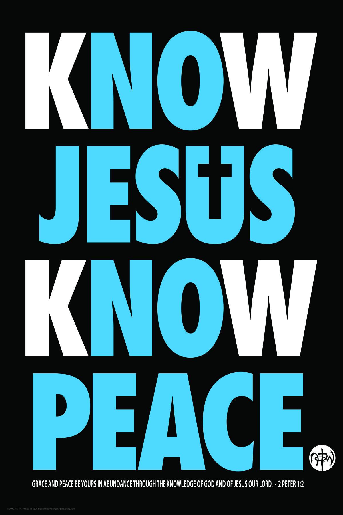 Prince of Peace – Jesus is Peace