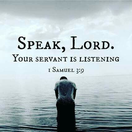 Prayer for Listening