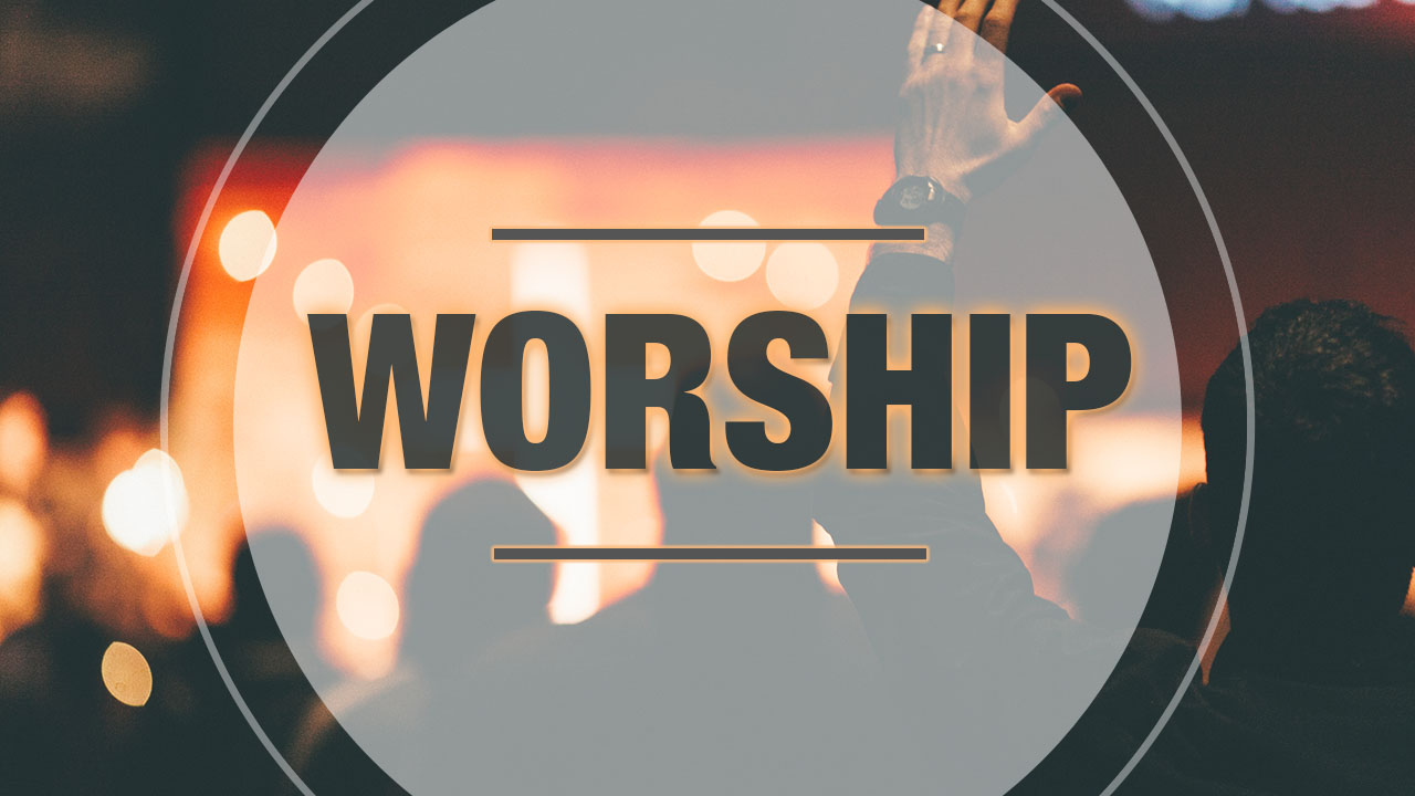 God's Love Goes Out – Worship