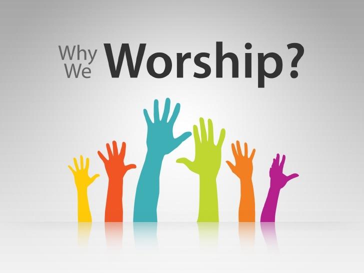 Worship Is …….